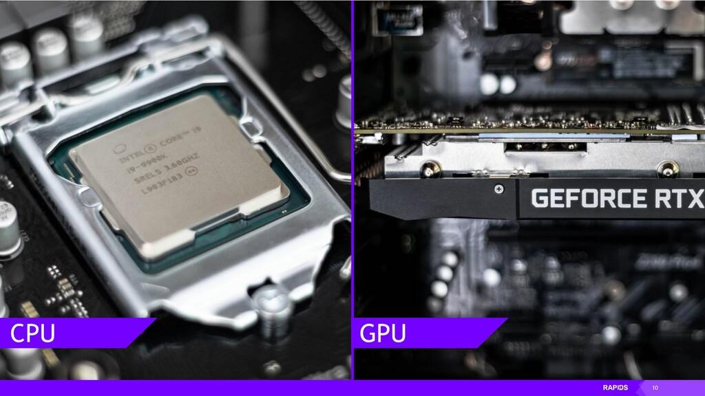 10 CPU GPU