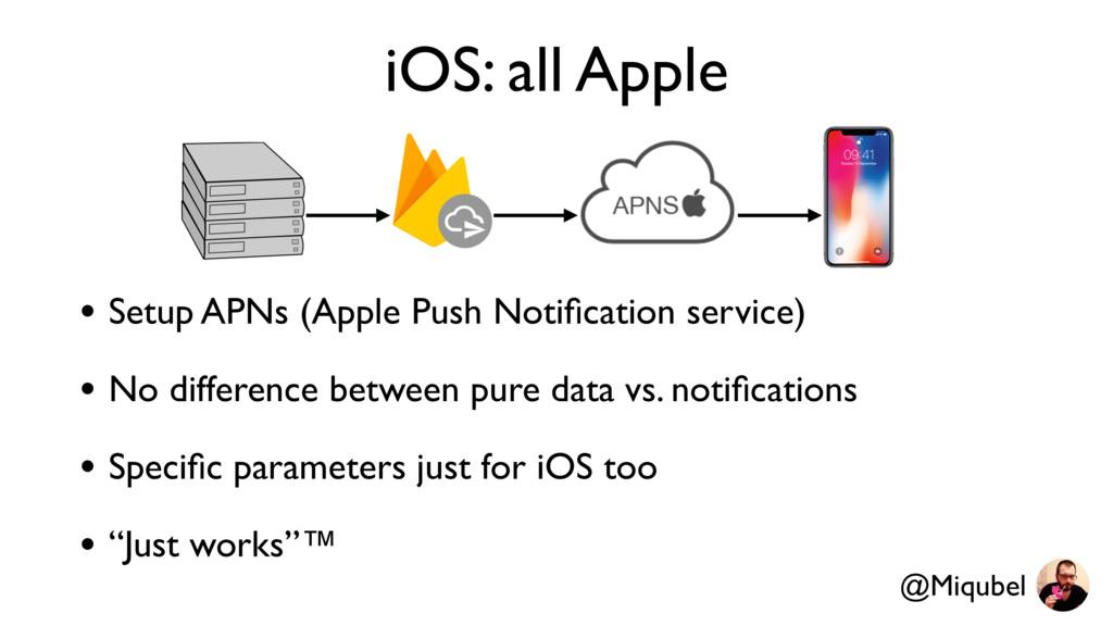 iOS: all Apple • Setup APNs (Apple Push Notifica...