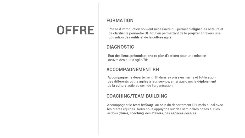 OFFRE FORMATION DIAGNOSTIC ACCOMPAGNEMENT RH CO...