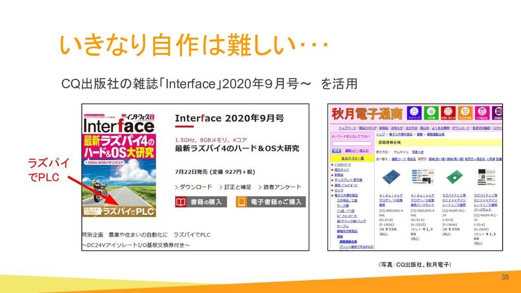 いきなり自作は難しい・・・ CQ出版社の雑誌「Interface」2020年9月号~ を活用 ...