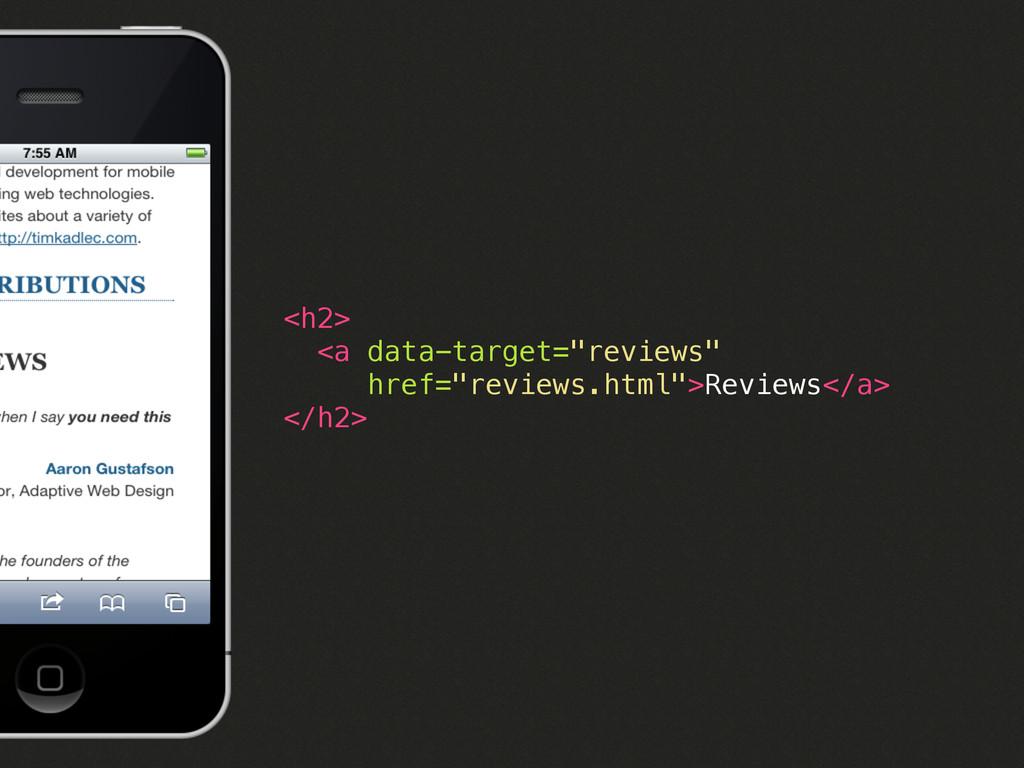 "<h2> <a data-target=""reviews"" href=""reviews.htm..."