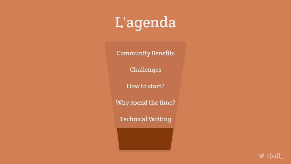 How Devs Learn Technical Writing Why spend the ...