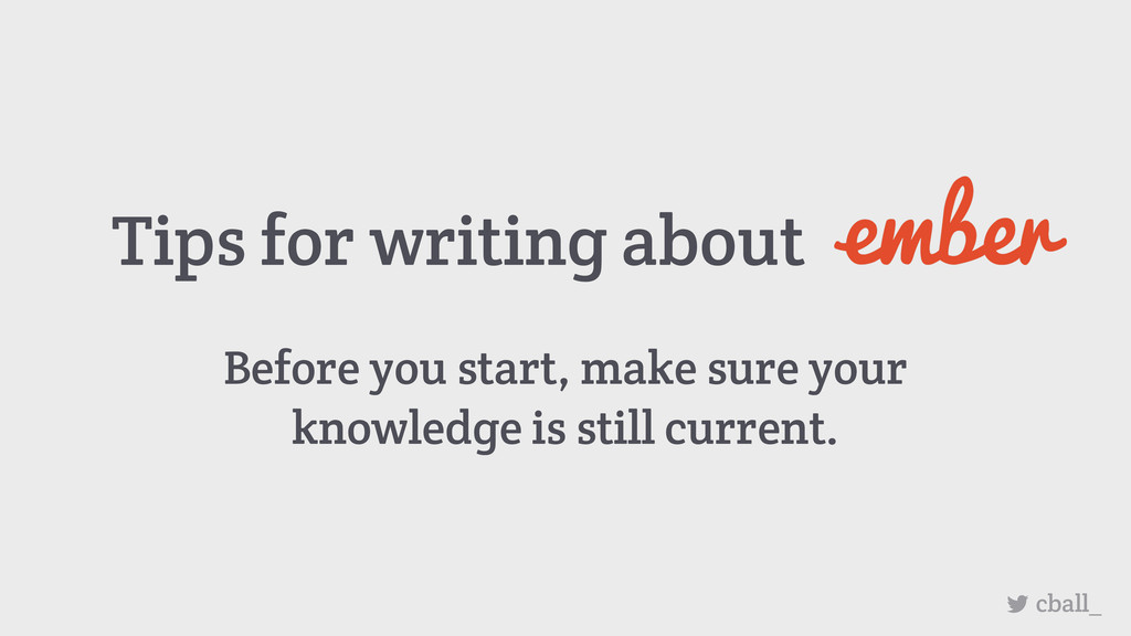 Tips for writing about cball_ Before you start,...