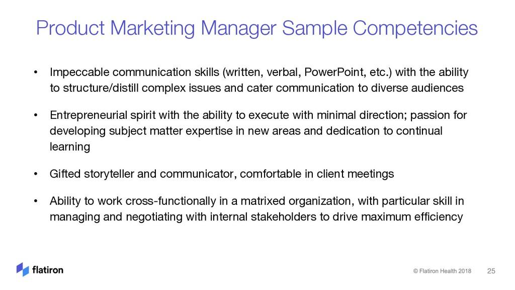 • Impeccable communication skills (written, ver...