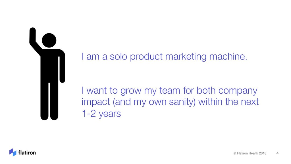 I am a solo product marketing machine. I want t...