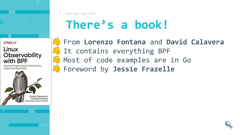 There's a book! Wait wait wait wait!  From Lore...