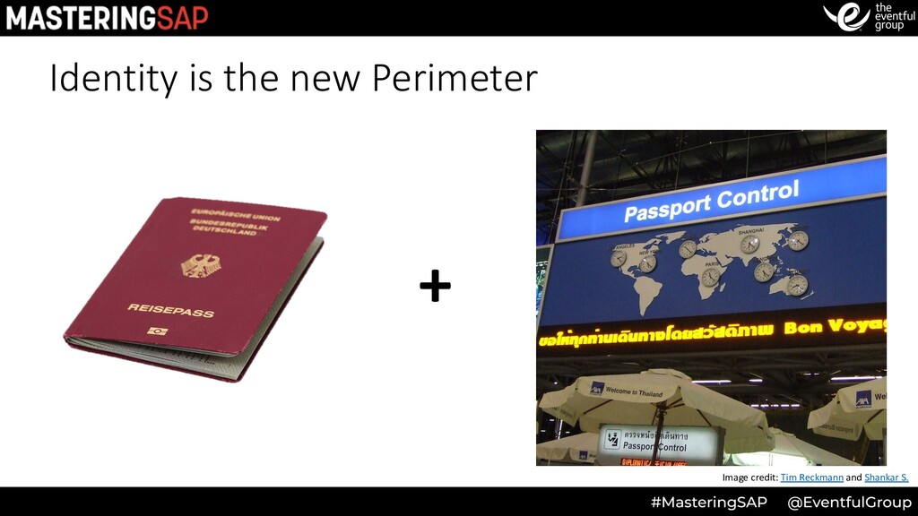 Identity is the new Perimeter + Image credit: T...