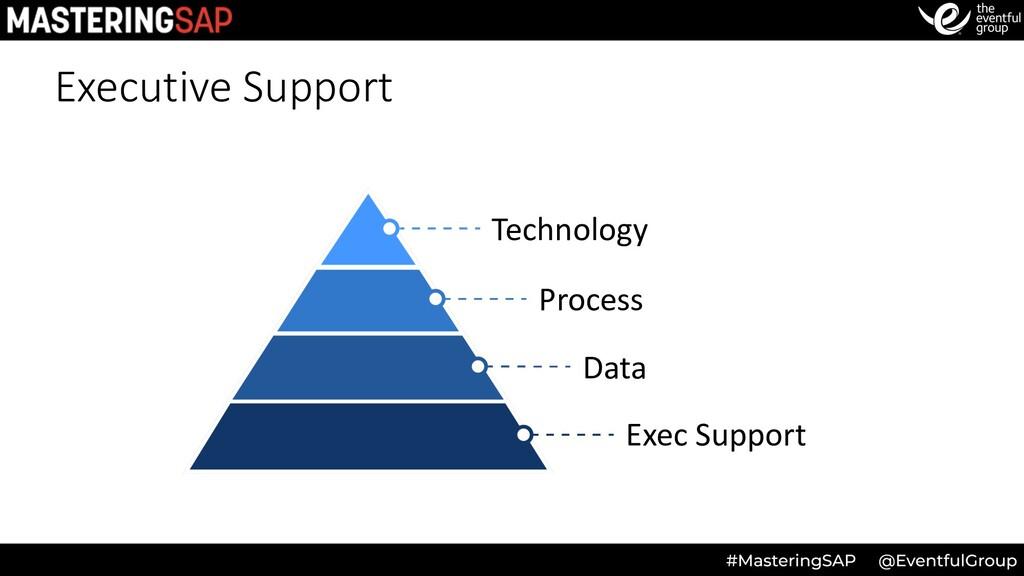 Executive Support Technology Process Data Exec ...