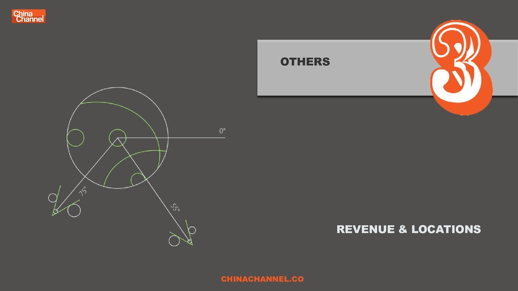 OTHERS REVENUE & LOCATIONS CHINACHANNEL.CO