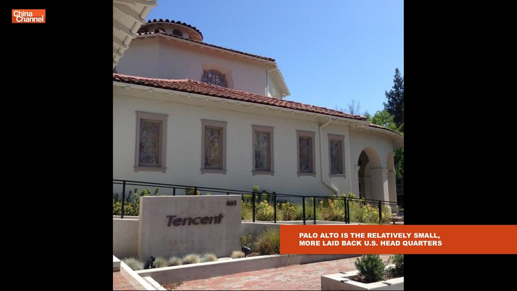 PALO ALTO IS THE RELATIVELY SMALL, MORE LAID BA...