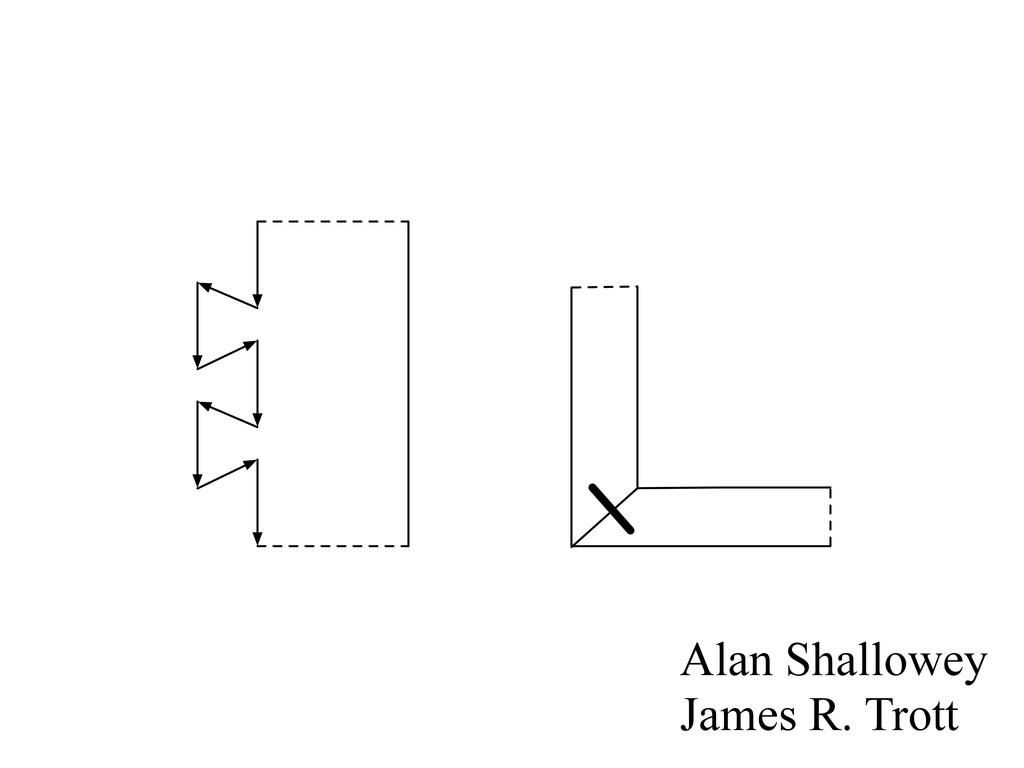 Alan Shallowey James R. Trott