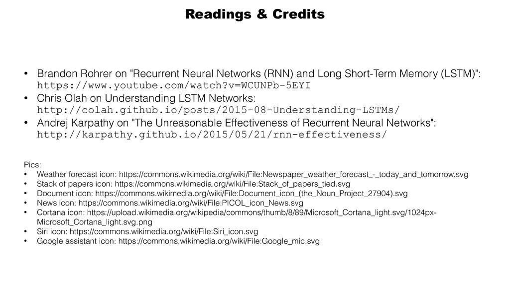 """• Brandon Rohrer on """"Recurrent Neural Networks ..."""