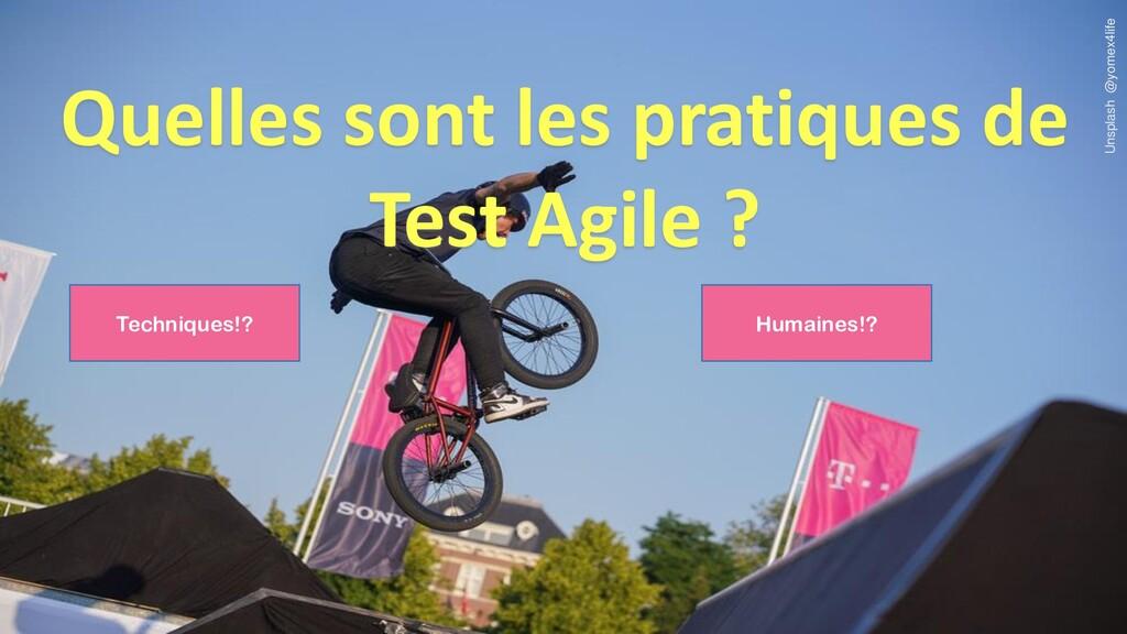 Quelles sont les pratiques de Test Agile ? Tech...