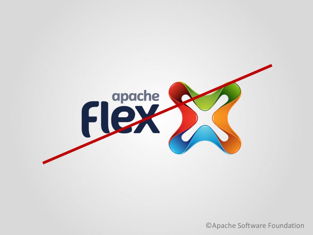 ©Apache Software Foundation