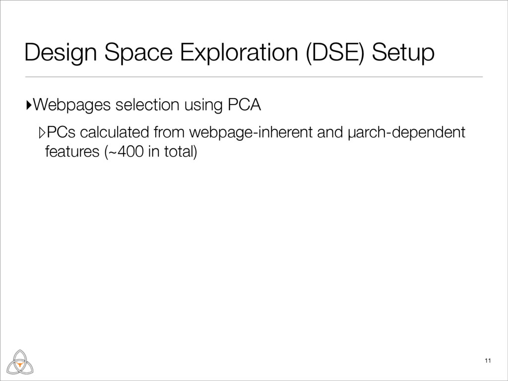 ▹PCs calculated from webpage-inherent and µarch...