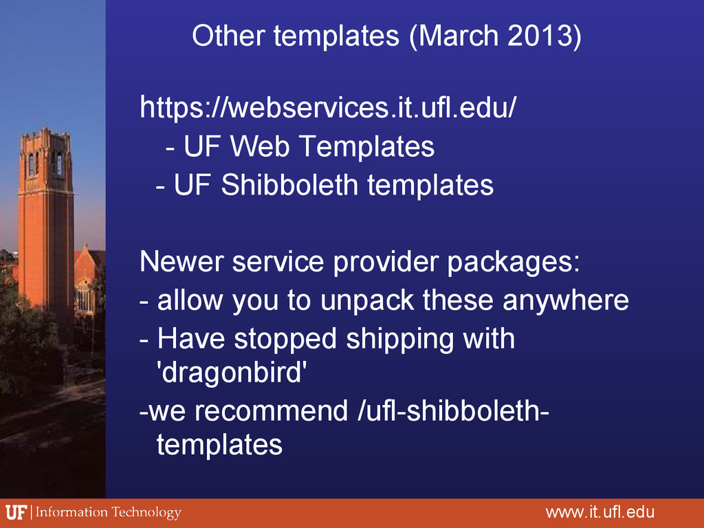 Other templates (March 2013) https://webservice...