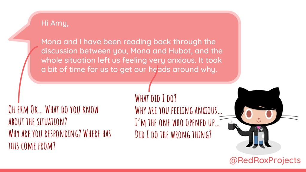 Hi Amy, Mona and I have been reading back throu...
