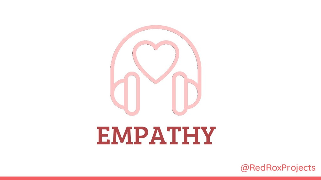 @RedRoxProjects EMPATHY