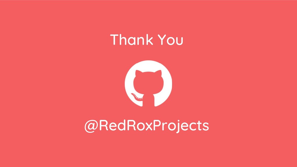 @RedRoxProjects Thank You