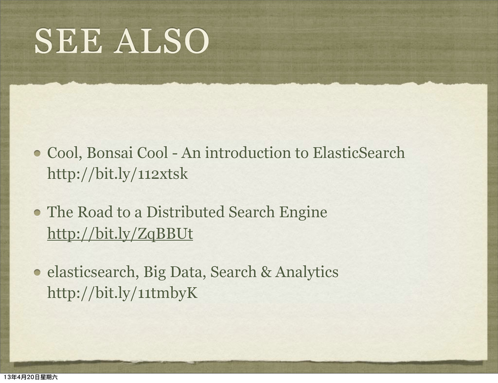 SEE ALSO Cool, Bonsai Cool - An introduction to...