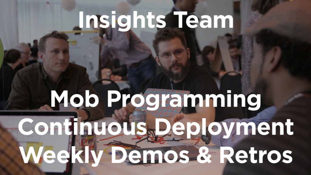 Mob Programming Continuous Deployment Insights ...