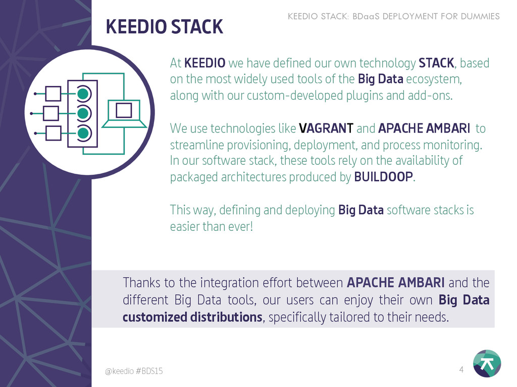 At KEEDIO we have defined our own technology ST...
