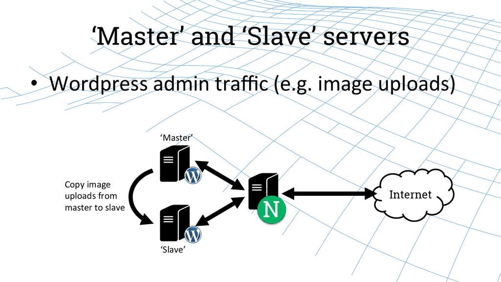 Internet 'Master' and 'Slave' servers • Wordpr...