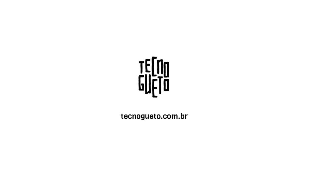 tecnogueto.com.br