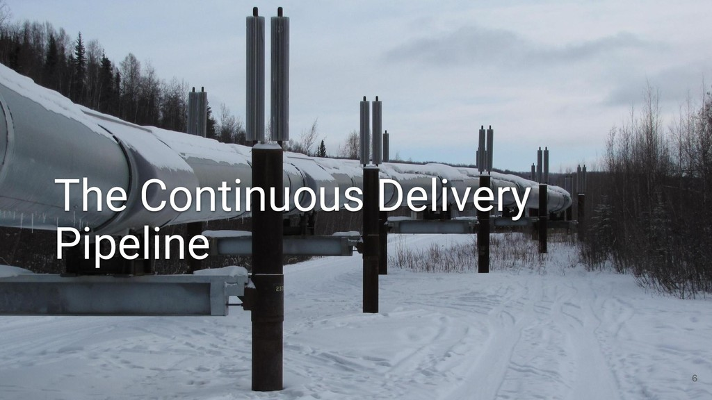 6 The Continuous Delivery Pipeline