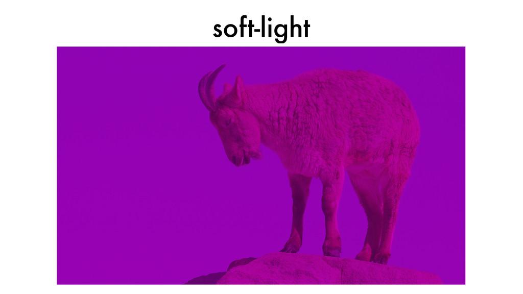 soft-light