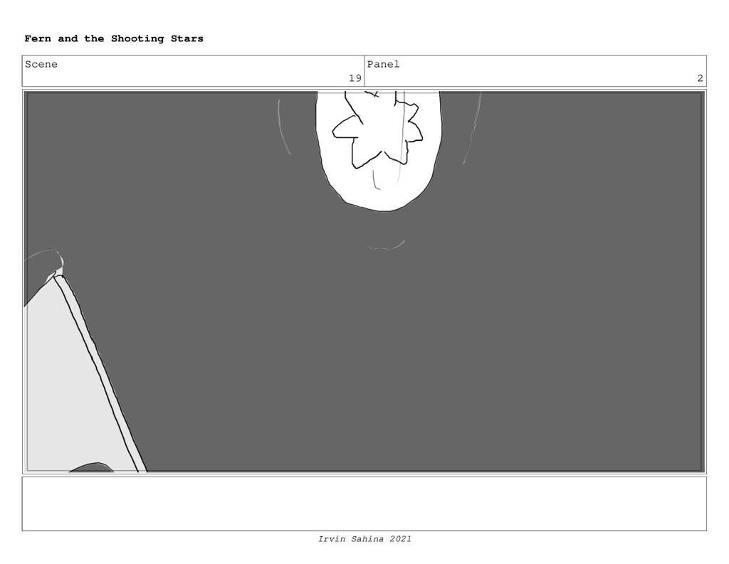 Scene 19 Panel 2 Fern and the Shooting Stars Ir...