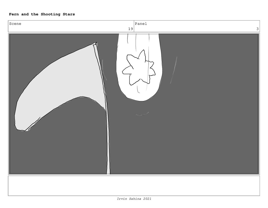 Scene 19 Panel 3 Fern and the Shooting Stars Ir...