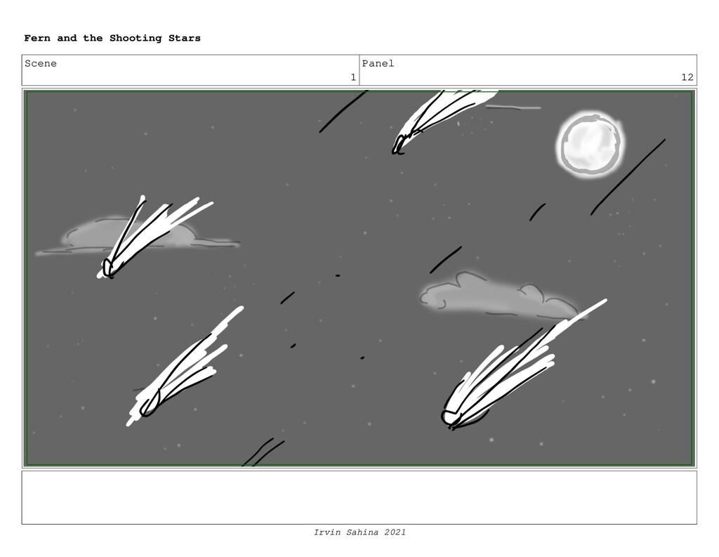 Scene 1 Panel 12 Fern and the Shooting Stars Ir...