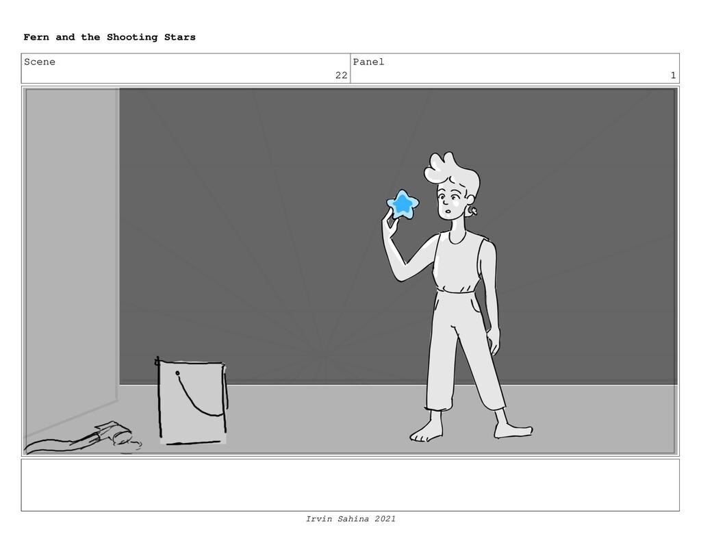 Scene 22 Panel 1 Fern and the Shooting Stars Ir...