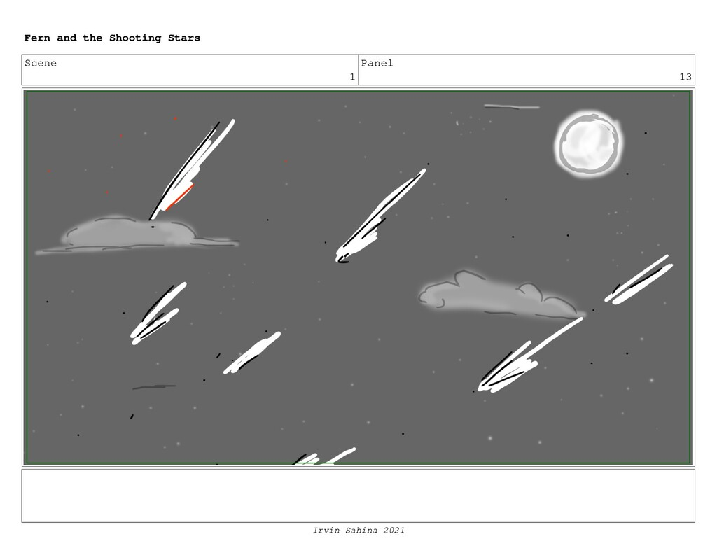 Scene 1 Panel 13 Fern and the Shooting Stars Ir...