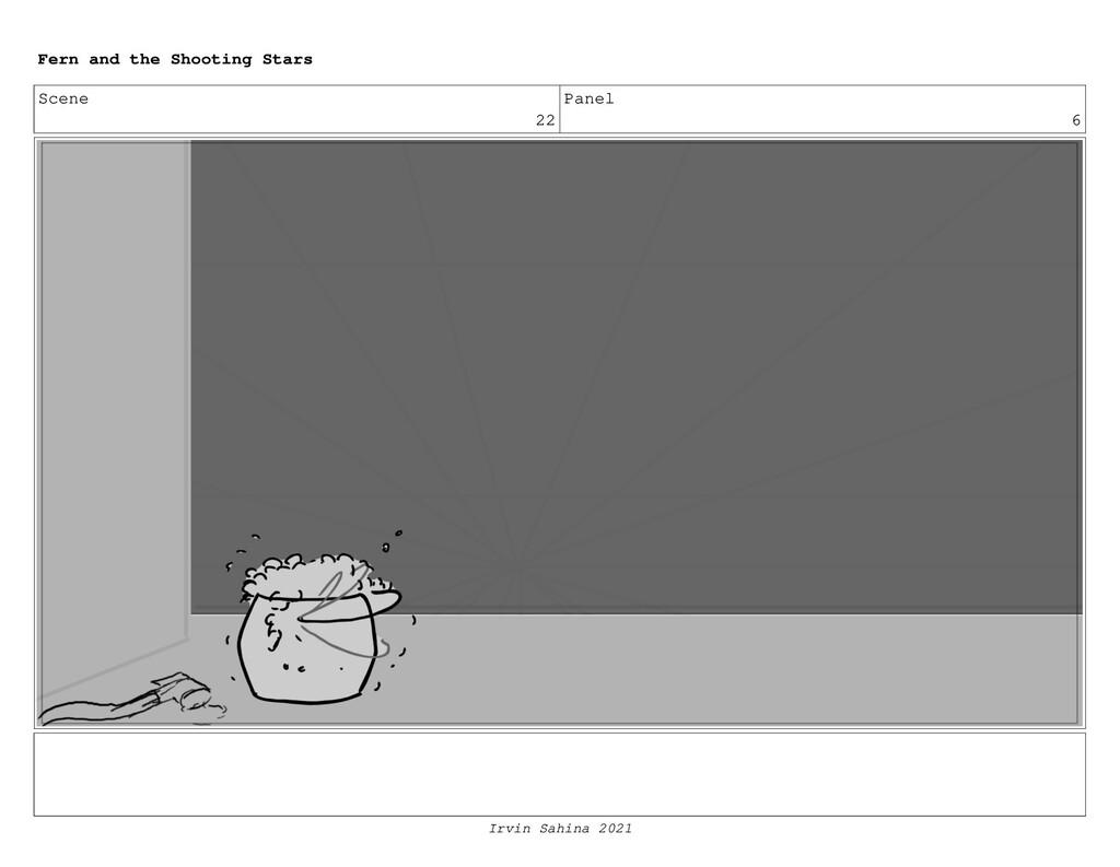 Scene 22 Panel 6 Fern and the Shooting Stars Ir...