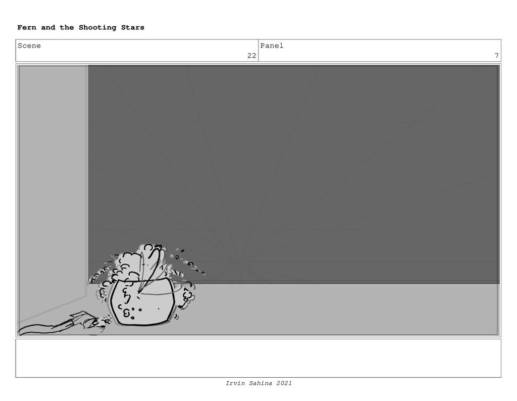 Scene 22 Panel 7 Fern and the Shooting Stars Ir...