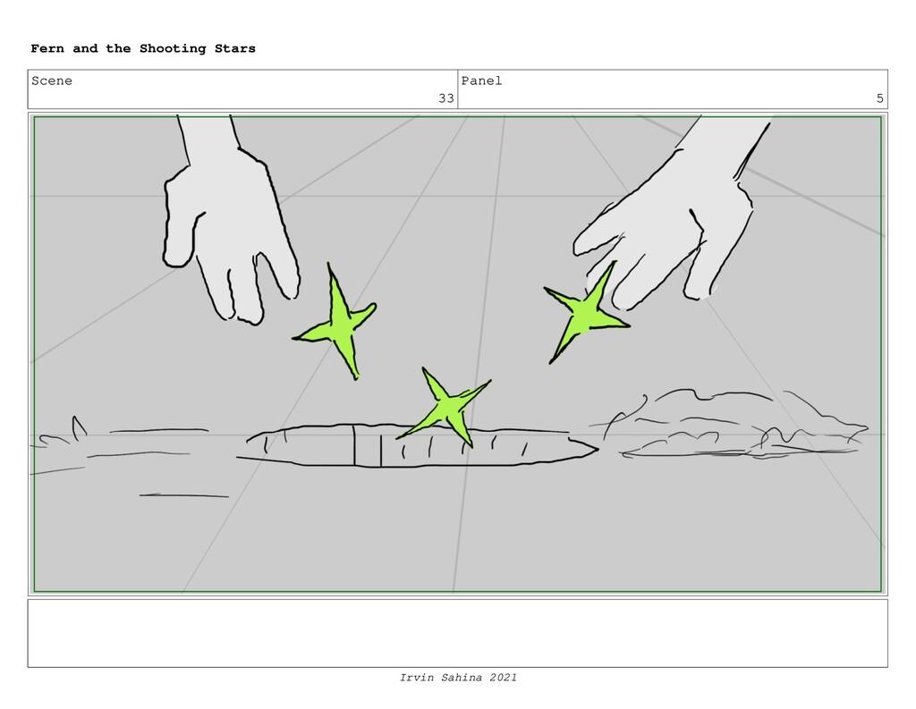 Scene 33 Panel 5 Fern and the Shooting Stars Ir...