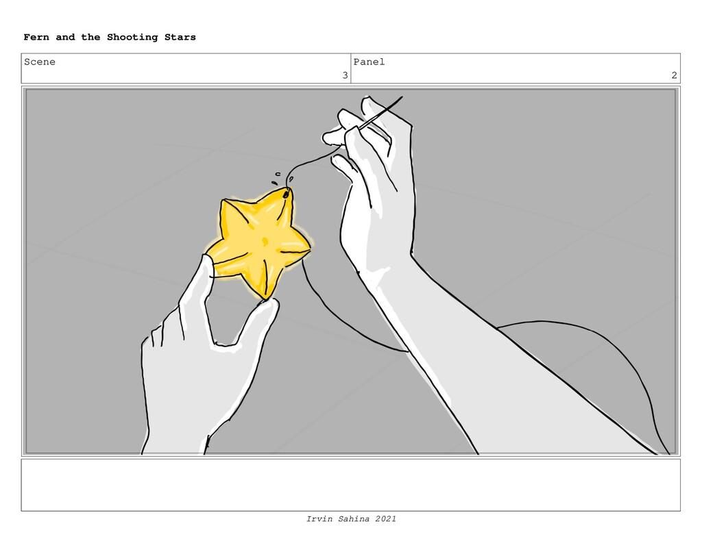 Scene 3 Panel 2 Fern and the Shooting Stars Irv...