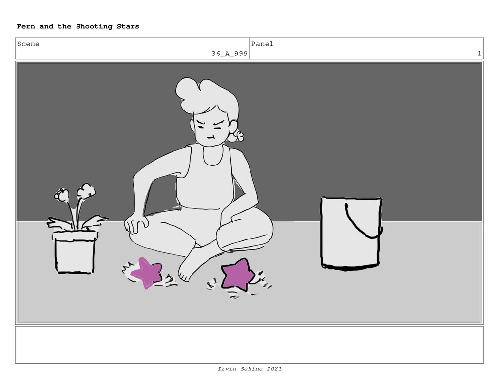 Scene 36_A_999 Panel 1 Fern and the Shooting St...