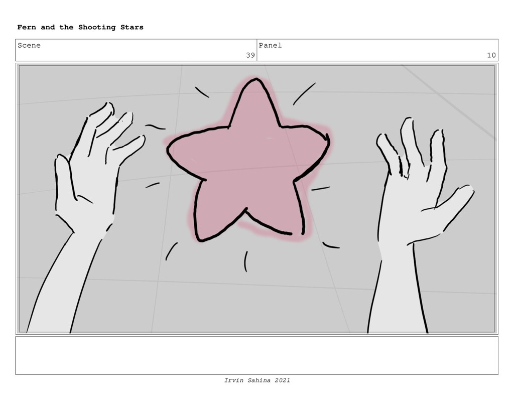 Scene 39 Panel 10 Fern and the Shooting Stars I...