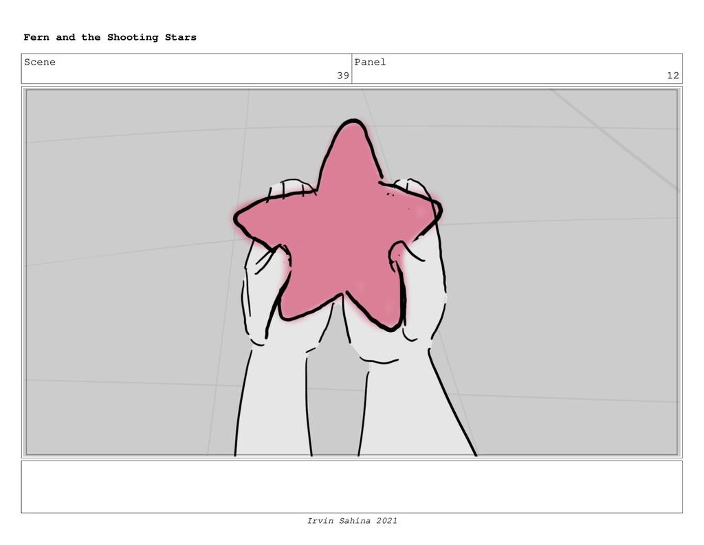 Scene 39 Panel 12 Fern and the Shooting Stars I...
