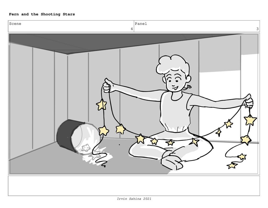 Scene 4 Panel 3 Fern and the Shooting Stars Irv...
