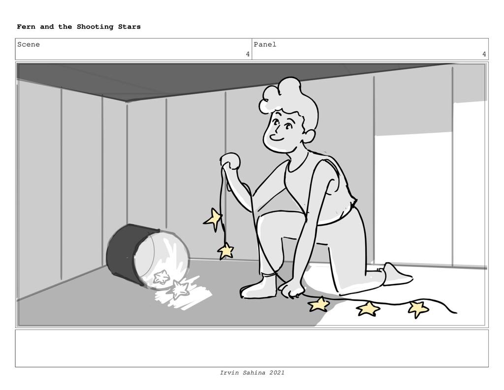 Scene 4 Panel 4 Fern and the Shooting Stars Irv...