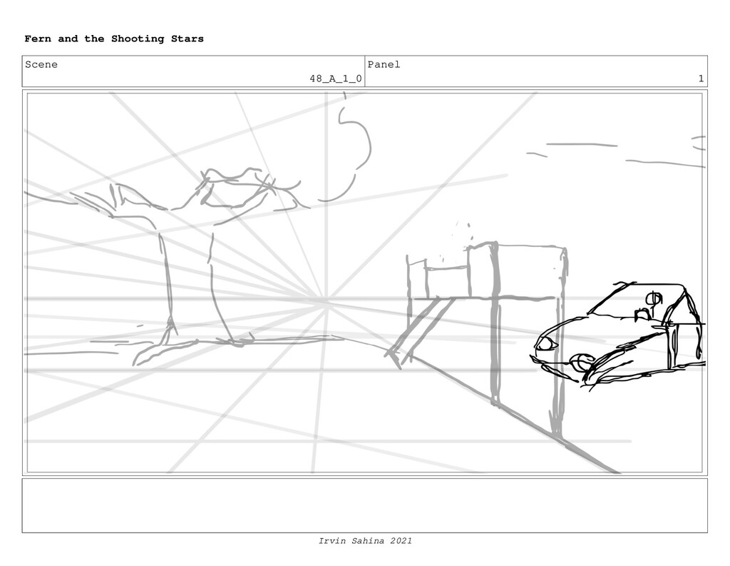 Scene 48_A_1_0 Panel 1 Fern and the Shooting St...
