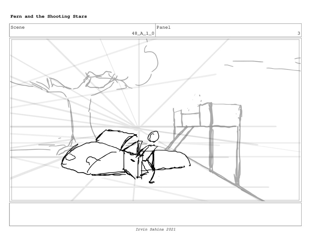 Scene 48_A_1_0 Panel 3 Fern and the Shooting St...