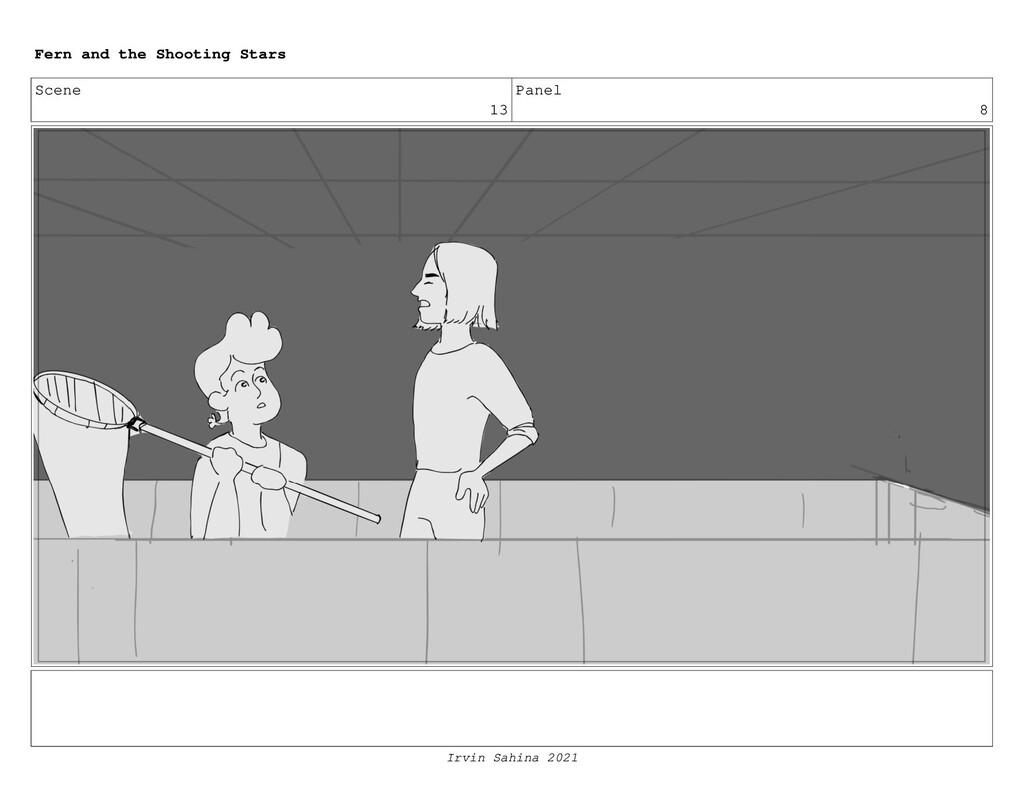 Scene 13 Panel 8 Fern and the Shooting Stars Ir...