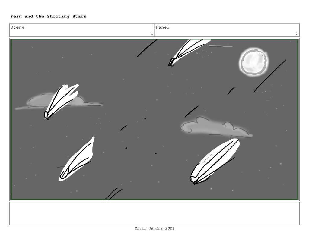 Scene 1 Panel 9 Fern and the Shooting Stars Irv...