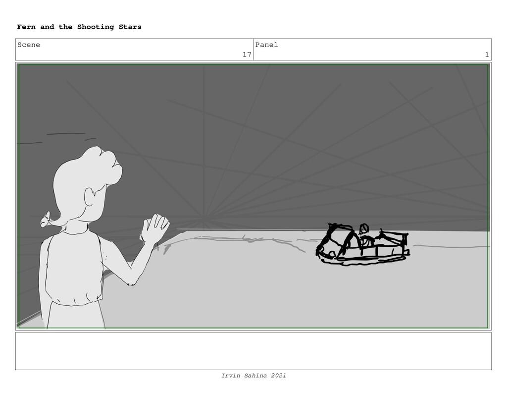 Scene 17 Panel 1 Fern and the Shooting Stars Ir...