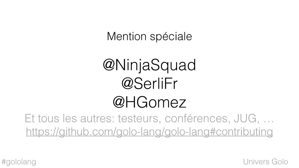 #gololang @NinjaSquad @SerliFr @HGomez Et tous ...